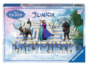 Ravensburger Die Eiskönigin Junior Labyrinth