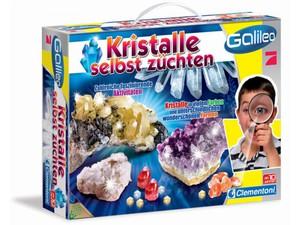 Galileo Kristalle selbst züchten