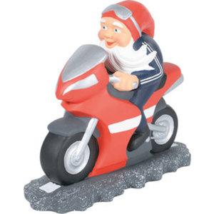 """Louis Keramik Gartenzwerg """"Racer"""""""