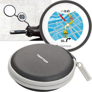 TomTom VIO Motorroller Navigationssystem        inkl. kostenloser Schutztasche im Set
