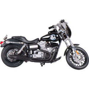 Harley Davidson Sons of Anarchy        Clay Dyna Super Glide Maßstab 1:18