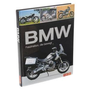 """Buch - """"BMW Faszination, die bewegt!""""        144 Seiten"""