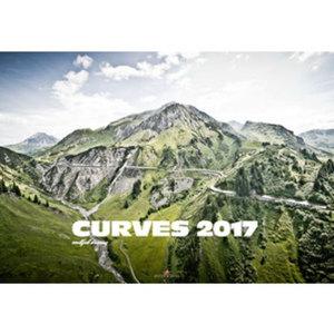 CURVES KALENDER 2017        Großformat 675x472 mm