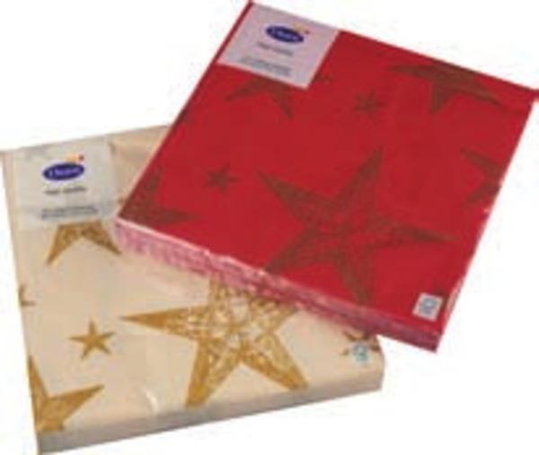 Duni servietten von ihr platz f r 1 99 ansehen for Duni servietten weihnachten