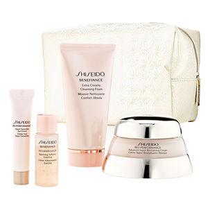 gesichtspflege angebote der marke shiseido aus der werbung. Black Bedroom Furniture Sets. Home Design Ideas