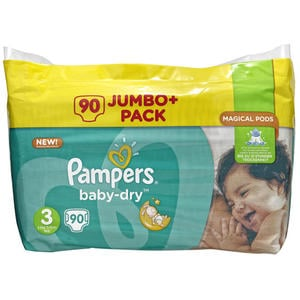 Pampers Midi Windeln Jumbo Pack
