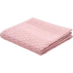 Handtuch Carina Aus Rosa aus Baumwolle