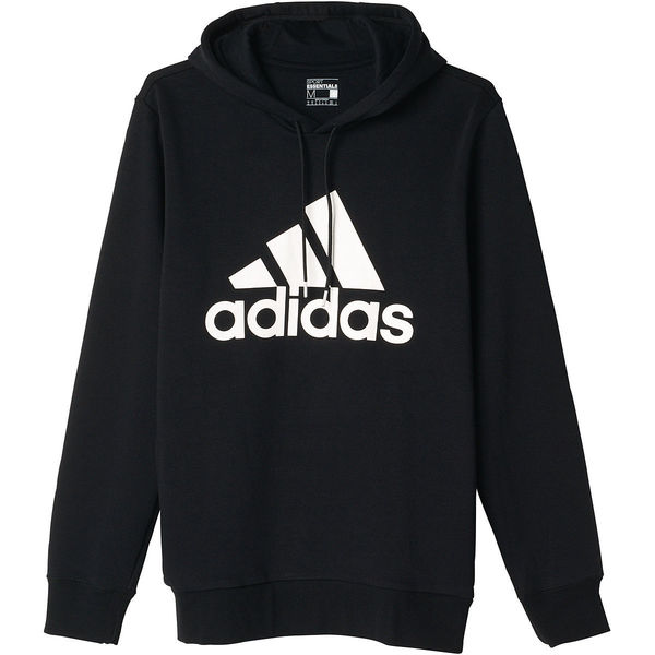 adidas herren climalite hoody essentials logo von karstadt. Black Bedroom Furniture Sets. Home Design Ideas