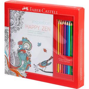 """Faber-Castell Entspanntes Malen""""HAPPY ZEN"""""""