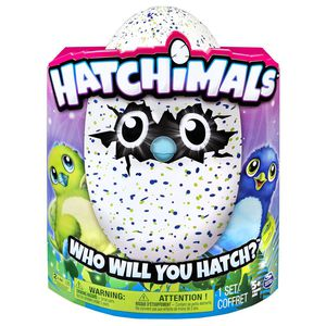 Spin Master Hatchimals Draggles, blau/grün