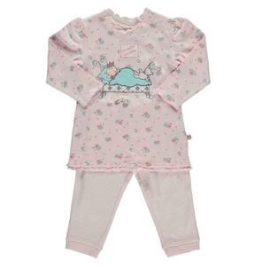BOB der Bär             Schlafanzug-Set, reine Baumwolle, Prinzessinnen-Motiv, für Mädchen