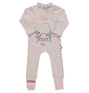 BOB der Bär             Schlafanzug, gestreift, Stickerei, für Babys