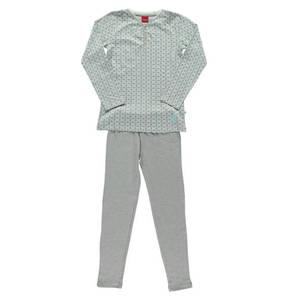 manguun             Schlafanzug-Set, Spitze, florales Muster