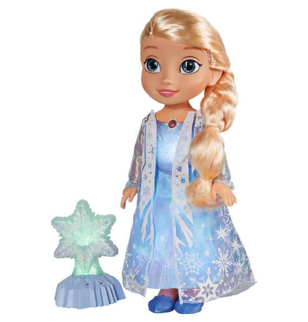 Puppe Elsa