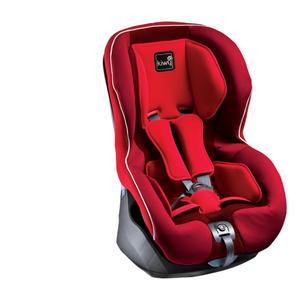 "Kiwy Auto-Kindersitz ""SP1 Universal"", cherry rot"