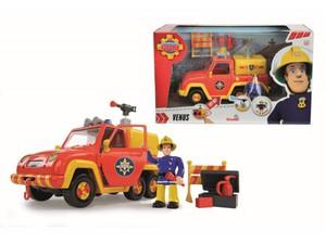 Feuerwehrauto Venus mit Figur Feuerwehrmann Sam