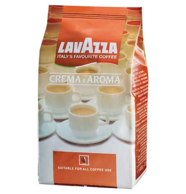 Lavazza             Espresso Crema e Aroma ganze Bohnen 1000 g