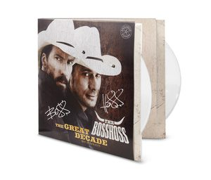 2 LPs »The BossHoss – The Great Decade«