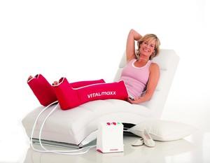 Vitalmaxx Massagegerät Venenwalker Pro