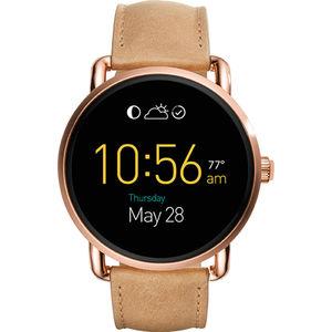 "Fossil Q Damen Smartwatch Q Wander ""FTW2102"""