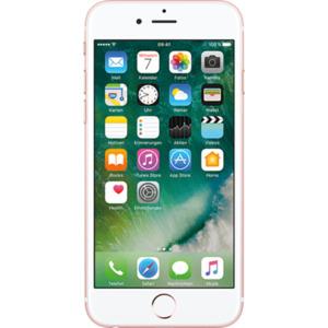 Apple iPhone 6s 32 GB Roségold im Tarif MagentaMobil M mit Handy