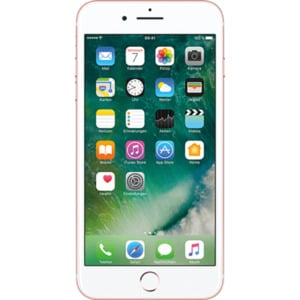 Apple iPhone 7 Plus 32 GB Roségold im Tarif MagentaMobil M mit Top-Handy