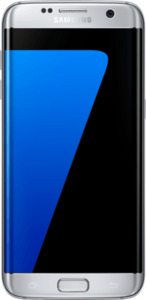 Samsung Galaxy S7 edge silber im Tarif MagentaMobil M mit Top-Handy