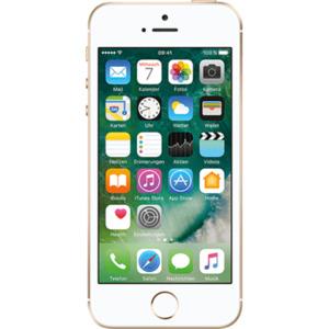 Apple iPhone SE 64 GB Gold im Tarif MagentaMobil M mit Handy
