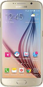 Samsung Galaxy S6 Gold 32 GB im Tarif MagentaMobil S mit Handy