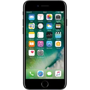 Apple iPhone 7 128 GB Diamantschwarz im Tarif MagentaMobil M mit Top-Handy