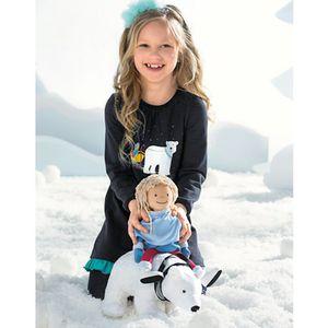 Puppe Eisprinzessin Ella