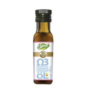 Dr. Sprout - Leinsamenöl gekeimt bio 100ml