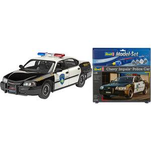 Model-Set Chevy Impala Polizei-Auto