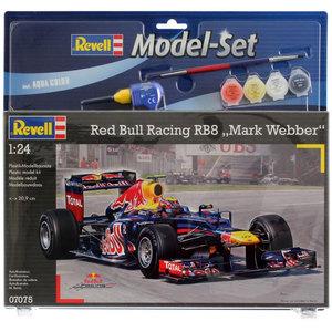 Model-Set Chevy Impala Red Bull Racing RB8