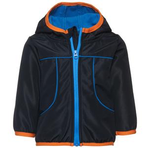 Softshell-Jacke mit Neon-Details