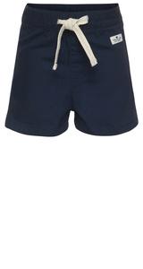 klassische Shorts aus Popeline