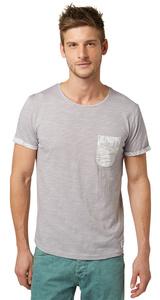 T-Shirt mit Print-Details