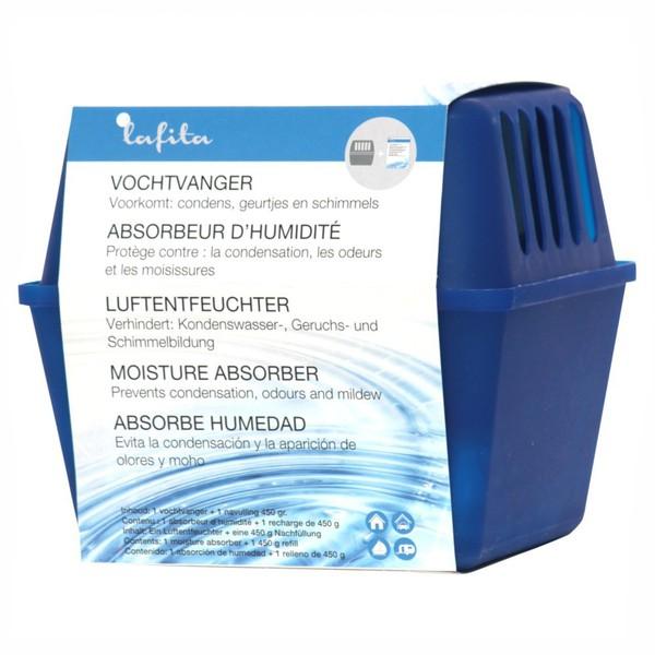 Luftentfeuchter Box 450g Granulat Raumentfeuchter Entfeuchter Lufttrockner
