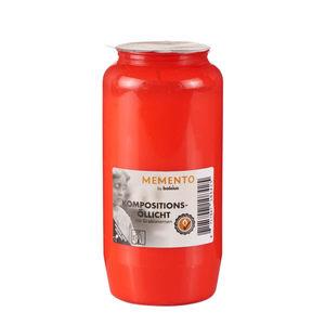 Öllicht Nr. 7 in Rot