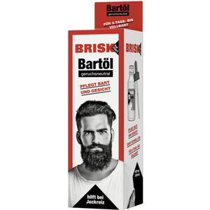 Brisk for Men Bartöl