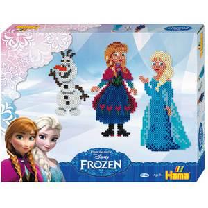 Hama Bügelperlen - Disney Frozen - Die Eiskönigin - 4000 Stk.
