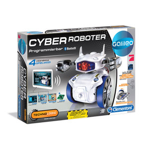 Clementoni Galileo Technologic - Cyber Roboter