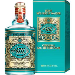 4711 Echt Kölnisch Wasser, Eau de Cologne, 800 ml