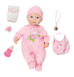 Baby Annabell ®             Puppe Baby Annabell mit Funktion