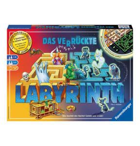 Ravensburger             Spiel Das verrückte Labyrinth Jubiläumsedition
