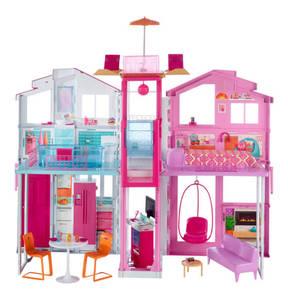 BARBIE             3 Etagen Stadthaus für Barbie