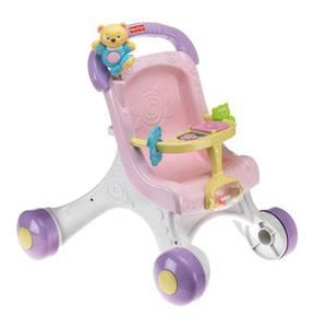 Fisher-Price             Mein erster Puppenwagen