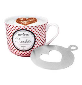GALERIA home        Becher Hot Chocolate