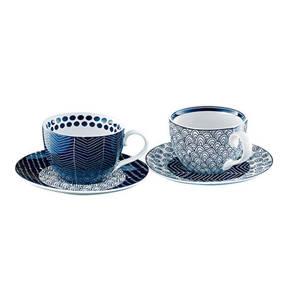 GALERIA home        Cappuccino-Geschenkset, 4-tlg.