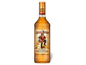 Captain Morgan Spiced Gold Rummischgetränk 35%
